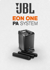 JBL EON ONE Linear Array PA System*now in stock