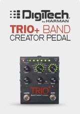 DigiTech Trio+ Band Creator Pedal