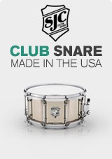 Club Snare Drum, Made in USA