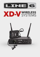 Line 6 XD - V Wireless Systems