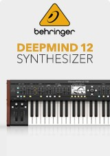 Behringer DeepMind 12 Synthesizer