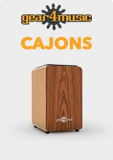 Cajons by Gear4music