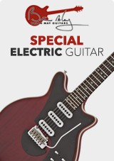 Brian May Special, Antique Cherry