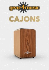 Cajons z Gear4music