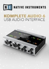 Native Instruments Komplete Audio 6 USB avdio vmesnik